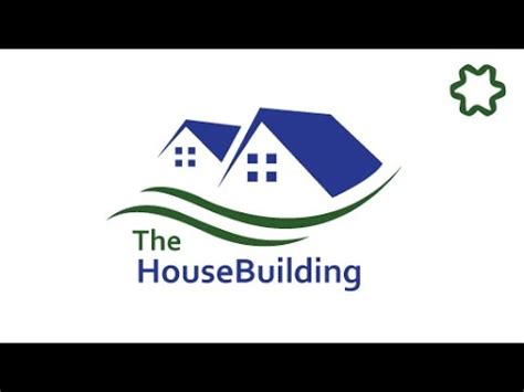 design house logo house logo design tutorial in adobe illustrator home building logo design
