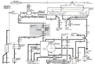 1983 1988 ford bronco ii start ignition wiring diagram all about wiring diagrams