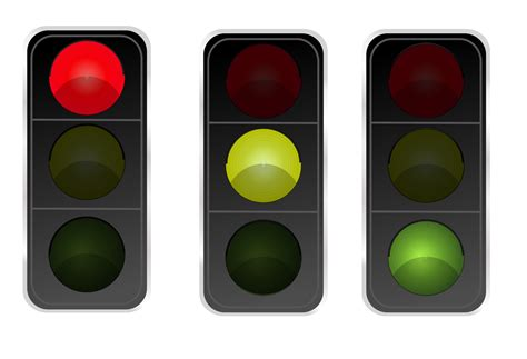traffic light how to use rag status reporting for your project