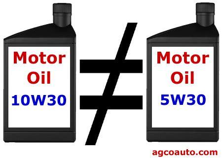 5w30 vs 10w30 5w20 vs 5w30 myth autos post
