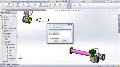 tutorial solidworks piping tutorial routing pipes and tubes in solidworks