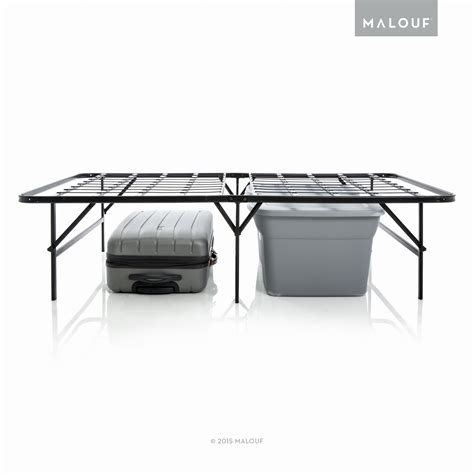 high king bed frame highrise lth folding bed foundation by structures 174 cal