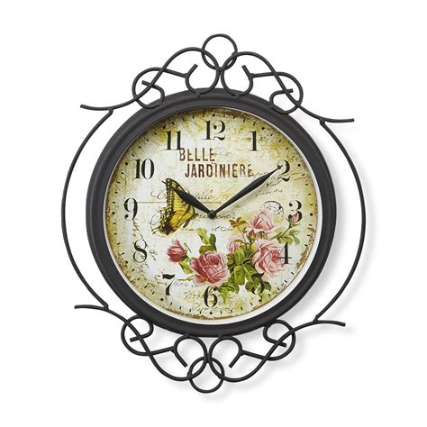 outdoor patio clock outdoor garden clocks home design