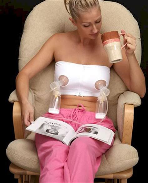 Simple Wishes Hands Free Breastpump Bra for Busy Moms   News