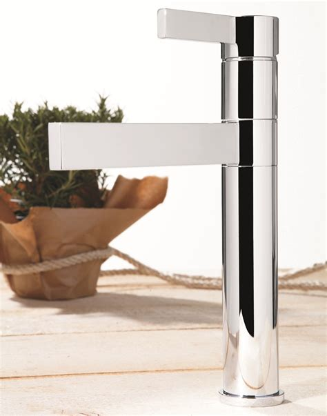 Ultra Modern Bathroom Faucets Caso Max Ultra Modern Bathroom Faucet Chrome