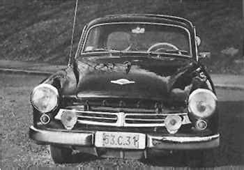 Wartburg Auto Leistung by Wartburg Testbericht Aus Der Auto Motor Und Sport 7 1958