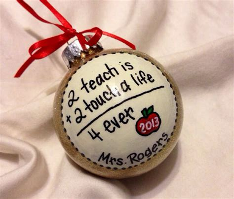 holiday christmas ornament teaching adds up by