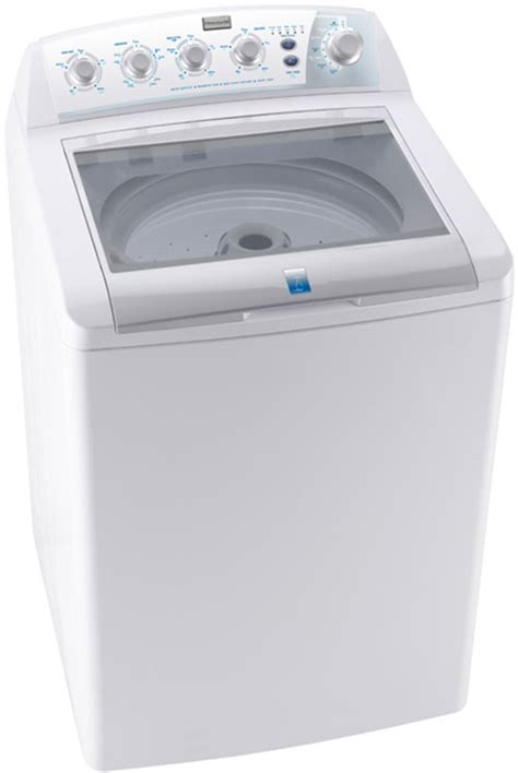 top load washer with agitator frigidaire mltu14ggawb white 14kg 680 rpm top load agitator washer 220 volts 50 hertz