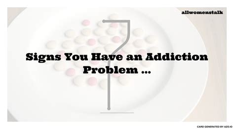 7 Signs You An Addiction Problem 7 signs you an addiction problem lifestyle