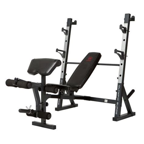 marcy diamond elite olympic weight bench with squat rack academy marcy diamond elite olympic weight bench