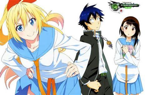 10 cinta segitiga terpopuler di anime gwigwi