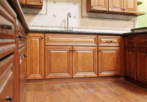 Coffee Glaze Kitchen Cabinet   Kitchen Cabinets South El