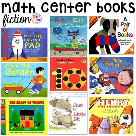 Pre Mba Math Books by How To Set Up The Math Center In An Early Childhood