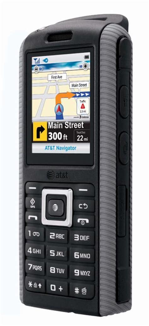 Rugged Smartphone At T by Samsung Sgh A657 Rugged Gps Push To Talk Phone Att