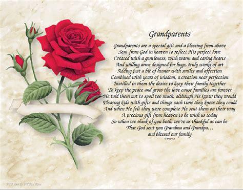 poem for grandparents a poem for grandparents 60th anniversary