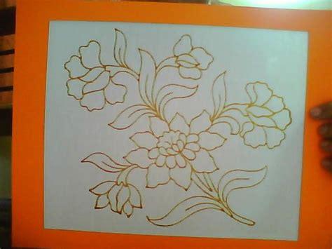 design lukisan bunga gambar lukisan corak bunga joy studio design gallery