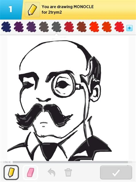 Monocle Drawing monocle drawings the best draw something drawings and