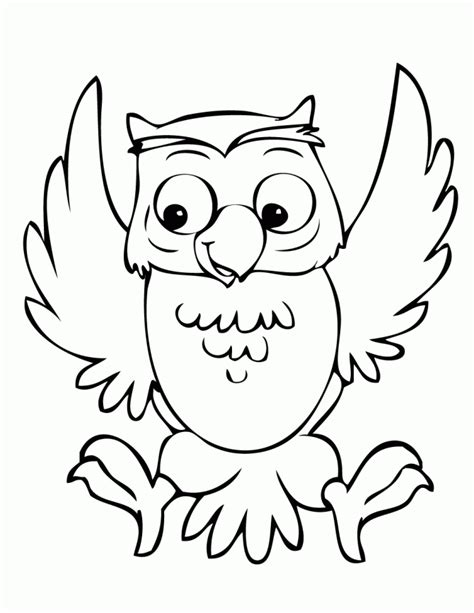 Owl Coloring Pages Free Printable Pictures Coloring Free Owl Coloring Pages