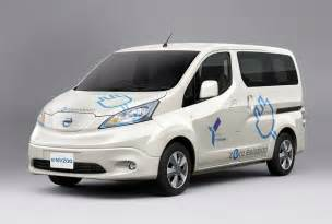 Nissan Nv 200 Nissan E Nv200 To Quot Eventually Quot Be Sold Worldwide Inside Evs