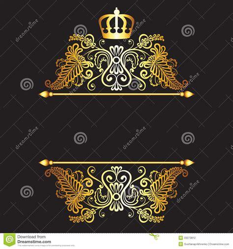 royal pattern frame royal pattern stock photo image of texture frame