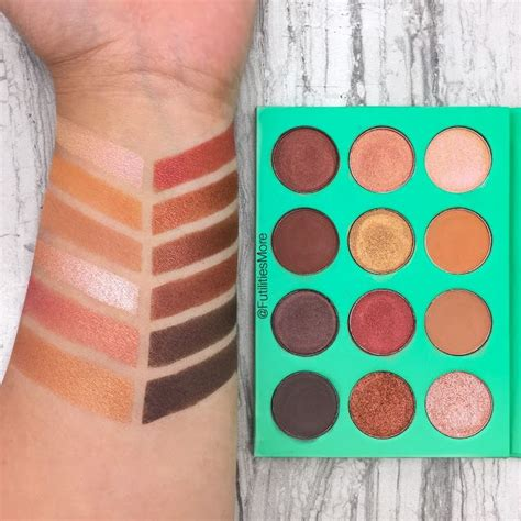 Eyeshadow Juvia S best 20 nubian palette ideas on juvia makeup juvias place and juvia s place palette