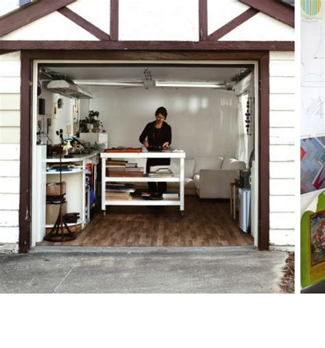 Best Garage Artists by The Ultimate Quot Cave Quot Converted Garage Into Studio