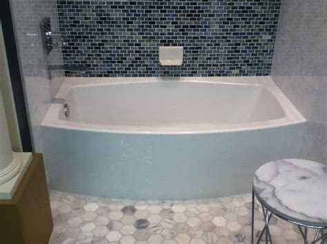 Standard Alcove Tub Size Top 25 Ideas About Bathroom Remodel Ideas On
