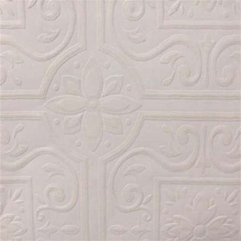 embossed paintable wallpaper paintable wallpaper embossed tile large heavy textured 148
