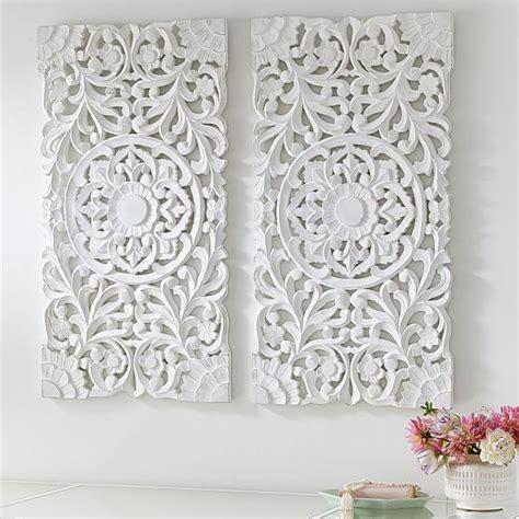 carved wood wall art ideas  pinterest