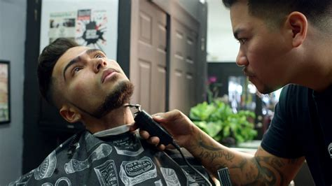 filthy rich s barber filthy rich on his rise to barbering fame nbc news