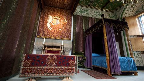 Modern Colours For Bedrooms - bbc news in pictures stirling castle s royal palace revealed