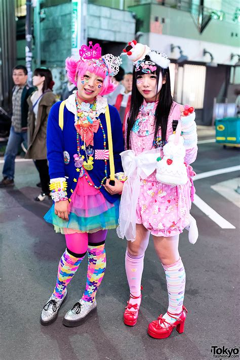 harajuku decora girls w tiaras hello kitty care bears