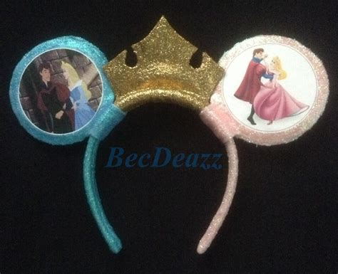 disney s sleeping inspired minnie mouse ears headband didn t think i was gonna pull of