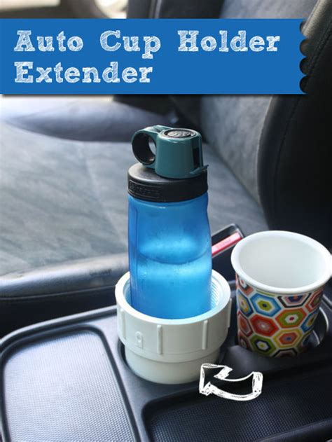 car cup holder auto cup holder extender