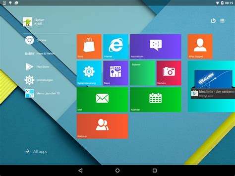 windows phone 8 launcher apk metro ui launcher 10 1 3 164 apk android personalization apps