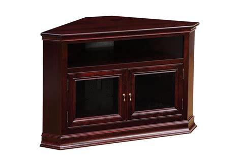 Furniture Corner Tv Stand by Breckenridge 32 Corner Tv Stand Ohio Hardwood Furniture