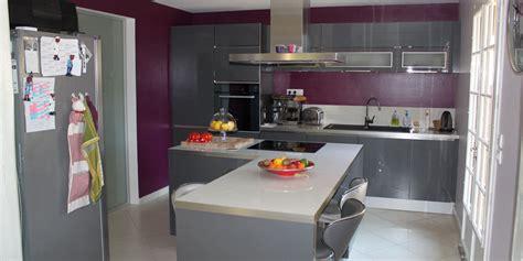 cuisine a la mode decoration interieur cuisine deco d maisondours