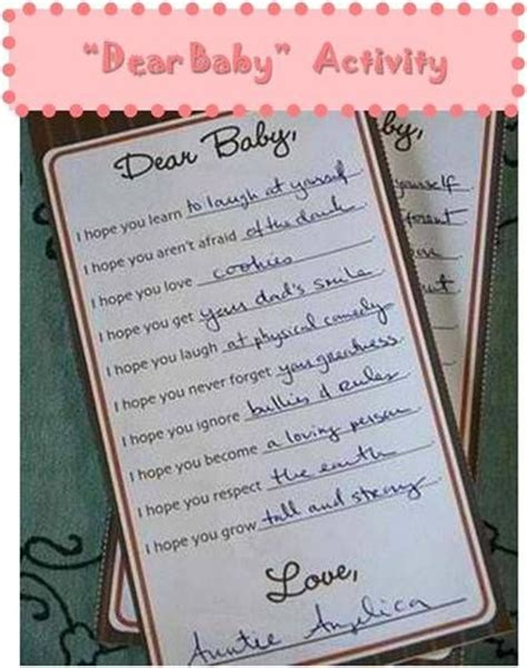 dear baby stories books baby shower activities bedtime stories and story books on