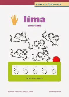 Dasar Dasar Berhitung 1 20 belajar angka paud anak balita tk berhitung 1 10