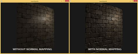 normal mapping normal mapping learn opengl