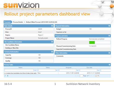 inventory workflow workflow sunvizion telecom oss bss solutions