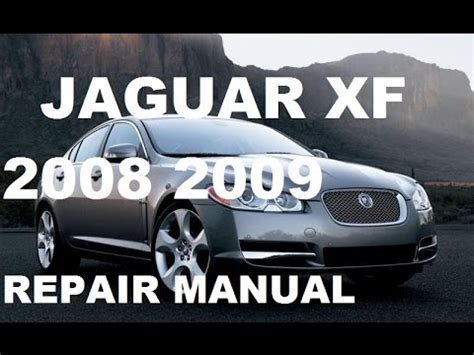 service and repair manuals 2009 jaguar xf head up display jaguar xf 2008 2009 repair manual youtube