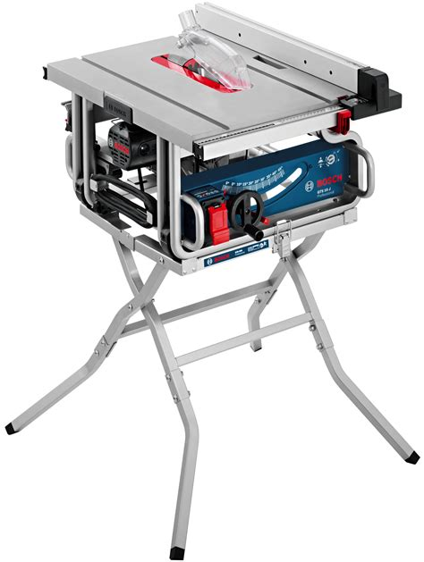 bosch portable table saw with stand 250mm 10 quot 1800watt