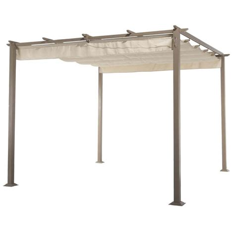 canadian tire pergola replacement canopy garden winds canada