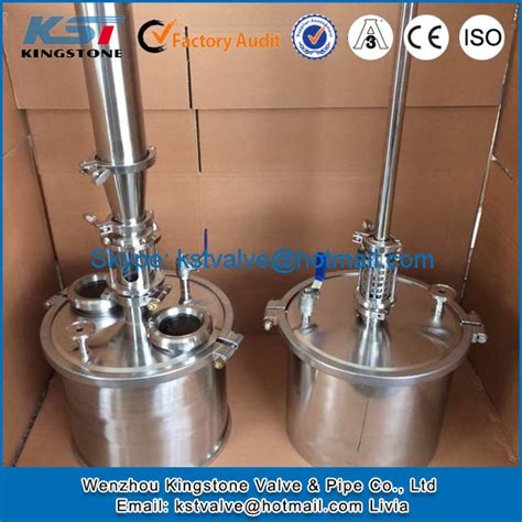 factory sale 3a ss304 sanitary tri cl jacket spools 6 inch dia 12 inch buy sanitary