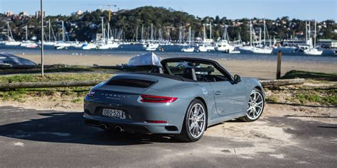 porsche 911 price 2016 2016 porsche 911 carrera cabriolet review photos caradvice