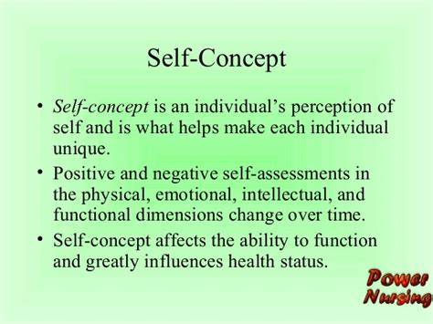 what is concept self concept and self esteem