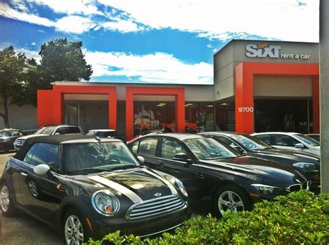 Car Rental Port St Florida by Sixt Rent A Car Car Rental Fort Lauderdale Fl