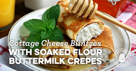 blintz recipe cottage cheese cottage cheese blintz