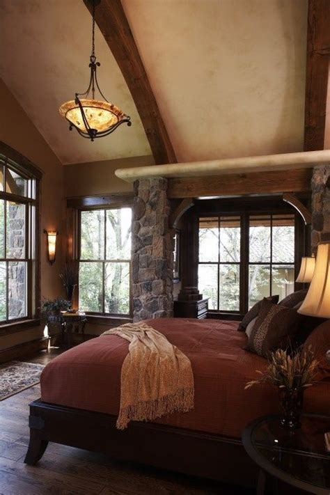 romantic rustic bedrooms warm rustic romantic bedroom favorite places spaces pinterest